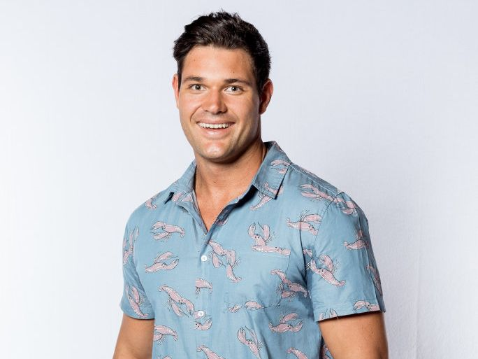 Apollo Jackson will set hearts aflutter when he arrives on Bachelor in Paradise.