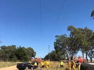 NSW RFS Region North Exercise