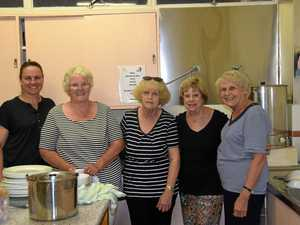 Community organisations feeding people in need