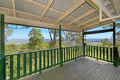 Buy hilltop acreage at 36 Honeydew Place, Ninderry with offers over $500,000.