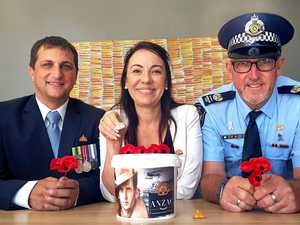 Help raise money for ANZAC Day