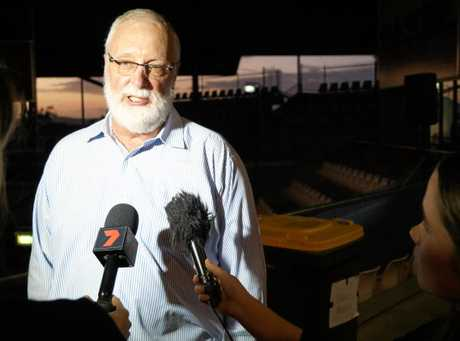 NO RESPECT: Tom Crothers said he was extremely disappointed in the policy framework used to process approvals for the Adani mine.