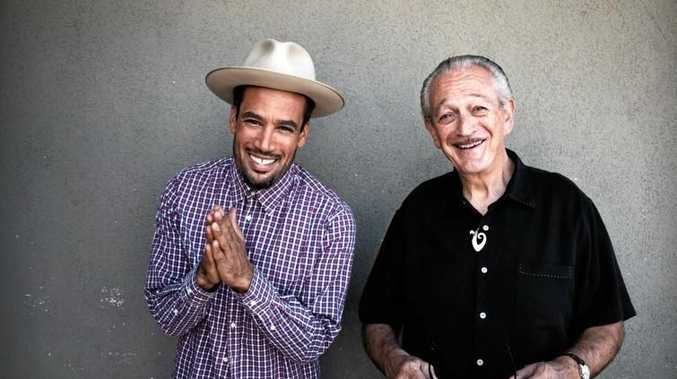 Ben Harper and Charlie Musselwhite set to perform at Bluesfest.    Photo Contributed