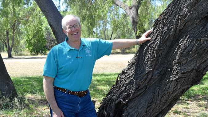 INSPIRING FARMERS: Renowned American regenerative farmer Joel Salatin wants to help Central Highlands farmers have a can-do attitude.