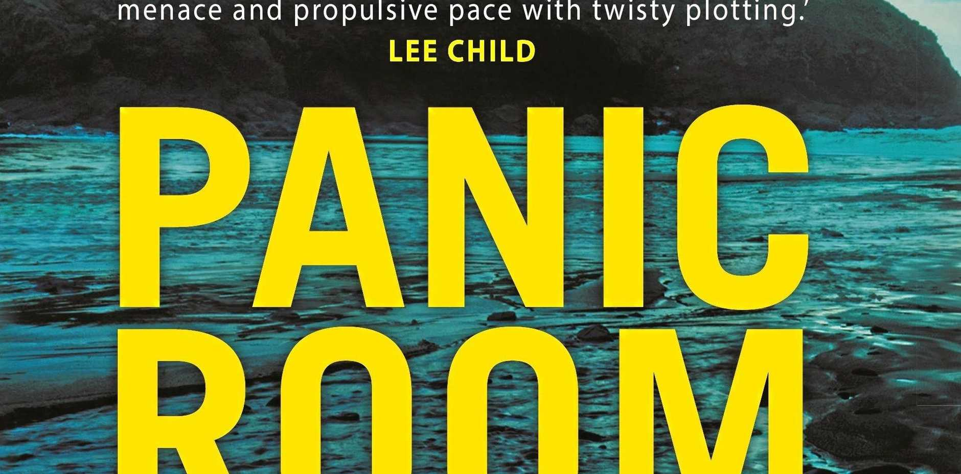 NEW BOOKS: Panic Room is Robert Goddard at his nerve-shredding best.