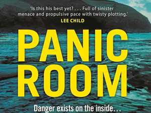 Books: Will the panic room reveal its secrets?