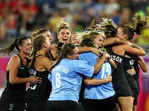 O'Hanlon sends Black Sticks to gold medal match