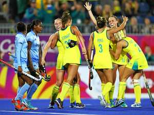Hockeyroos into the gold medal match