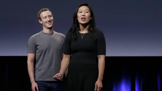 Priscilla Chan was absent from the Facebook data breach hearings.