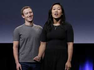 Mark Zuckerberg's wife goes off-grid