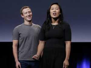 Mark Zuckerberg's wife goes off-grid