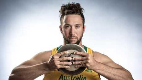 Brisbane teammate Benn Harradine is a strong medal hope for Australia in the event.