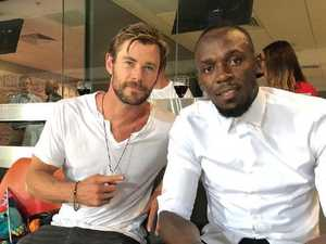 What happened when Thor met Bolt