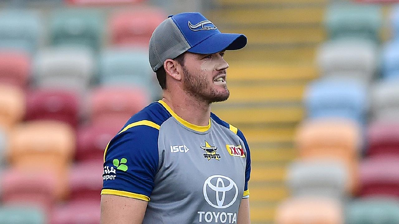 Lachlan Coote has been left out of the Cowboys this week.