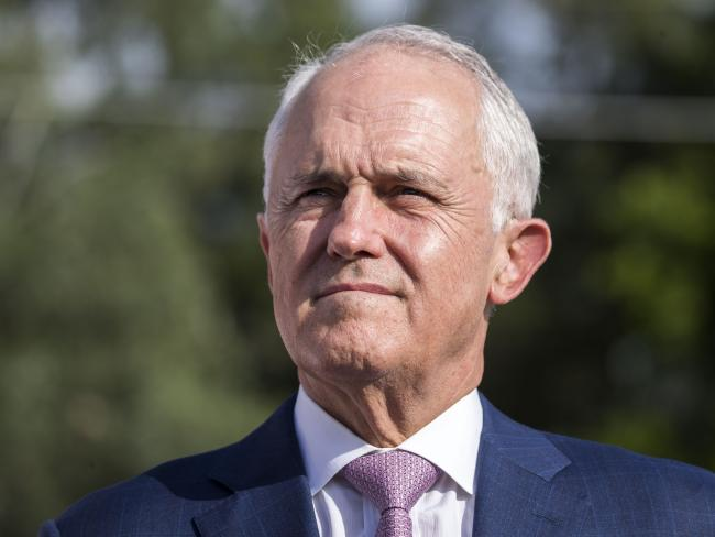 China has gone cold on Malcolm Turnbull's government over recent anti-China rhetoric, reportedly refusing to grant visas to senior ministers. Picture: AAP