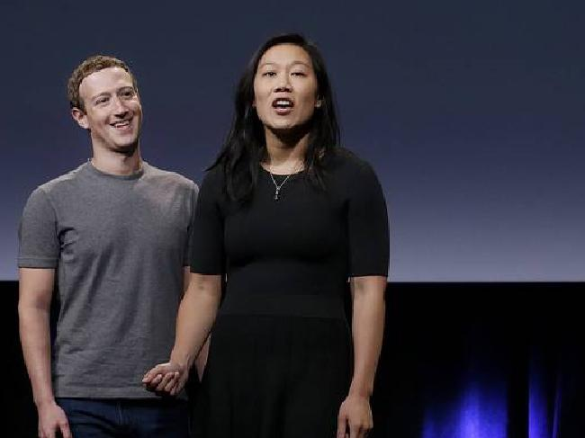 Facebook CEO  Mark Zuckerberg and Priscilla Chan have always shown a united front.