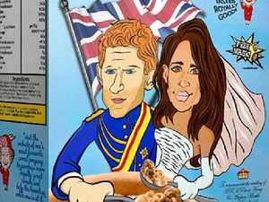 Soduku book? Best of the worst royal wedding memorabilia