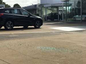 'Senseless' vandals target luxury cars in crime spree