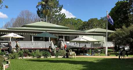Bangalow Heritage House Museum and Café to undergo a major extension.