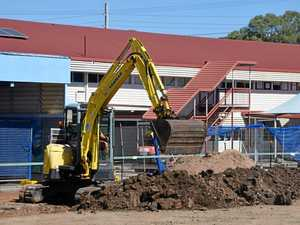 Rebuild begins at Dalby State School