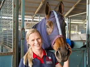 Amy finds homes for thoroughbreds