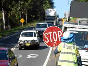 Where to expect roadwork delays on the Northern Rivers