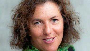 INSPIRING: Guest speaker Jackie Randles.