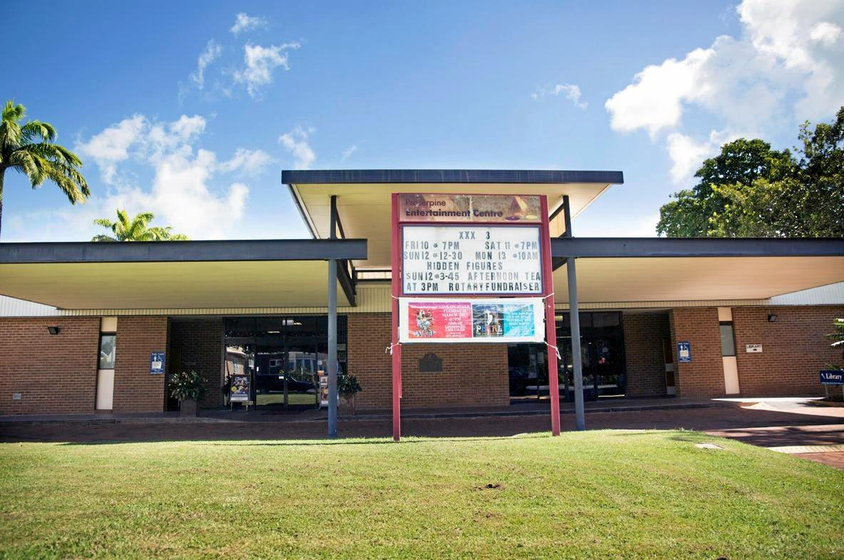 Proserpine received a small boost in the form of $2m for the entertainment centre's ongoing Cyclone Debbie recovery works.