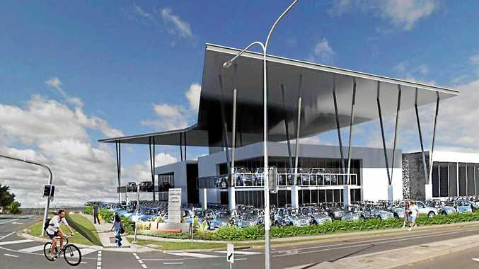 Keema Automotive Group plans to build an ultra-modern dealership at Augustine Heights to fill a service gap in the eastern end of Ipswich.