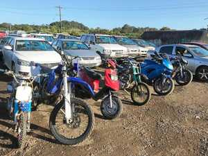 Bikes, boats, motorhomes, cars for a bargain at auction