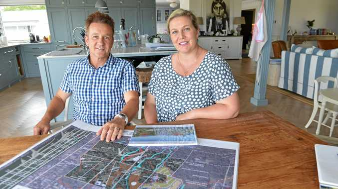 Badderam Eco Luxe Resort and Spa creative director Heidi Meyer and investment director Kim Carroll are excited ahead of a council decision on their development application.
