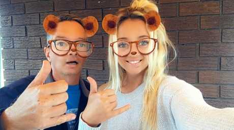 Bianca Burton is trying to put a smile on her her terminally ill father, Nic Burton's face by raising enough money for him to complete his bucket list.