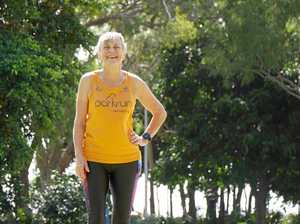 Runners to replicate symbolic Games moment at Parkrun