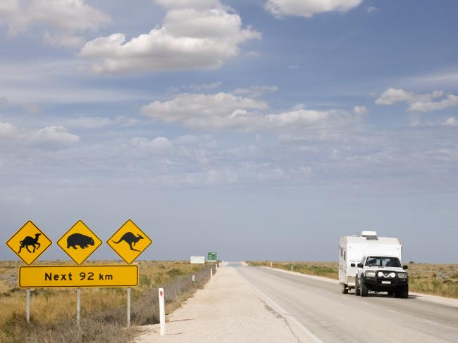 Australia, the land of many different road rules.