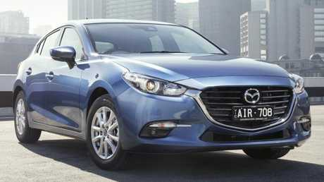 Mazda usually resists publishing deals but has one at the moment. Pic: Supplied.