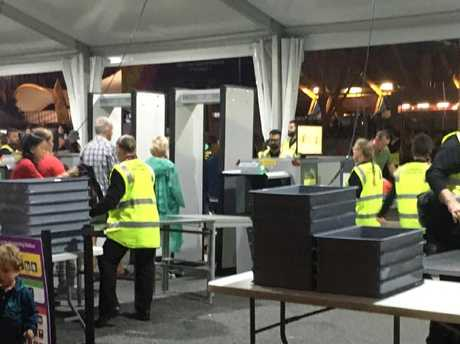 Commonwealth Games security