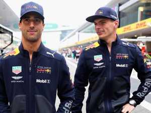 Ricciardo: Max's 'greed' behind ugly spat
