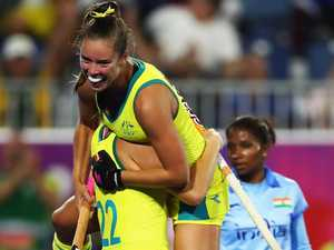 Bring on the Kiwis! Hockeyroos ready to get physical