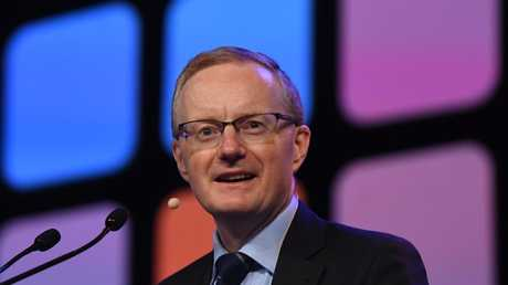 Reserve Bank of Australia governor Philip Lowe kept the cash rate at 1.5 per cent this month. Picture: AAP