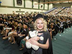 GALLERY: Toowoomba grads cap off years of study
