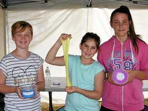 Enterprising Warwick 10-year-old starts own business