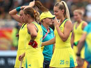 Silver for Hockeyroos side featuring Coast's Fey
