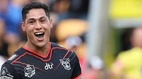 Roger Tuivasa-Sheck returns for the Warriors.
