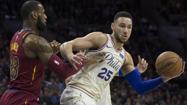 Sixers blast Heat 130-103 to open playoffs