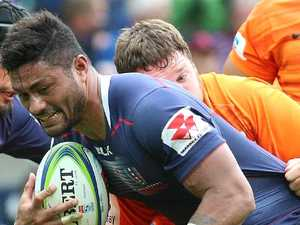Rebels blow lead in loss to Jaguares