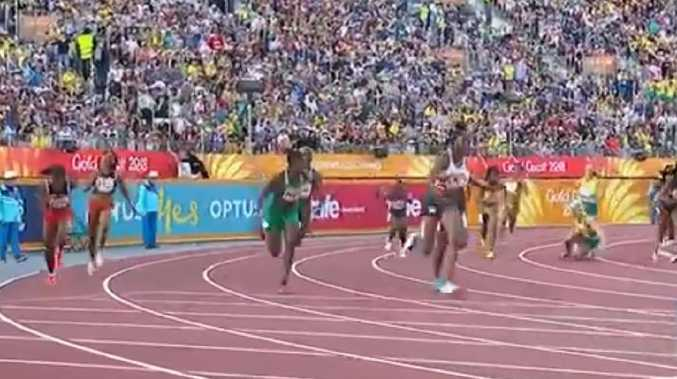 #GC2018Athletics: Nigeria Wins Bronze In The Women's 4x100m At Commonwealth Games