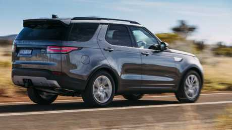 Supplied Cars Land Rover Discovery