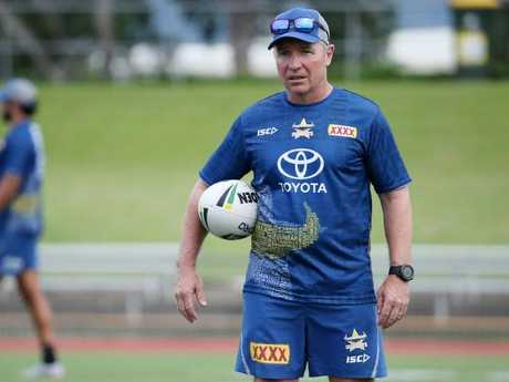 Paul Green is set to stay in North Queensland. PICTURE: STEWART MCLEAN