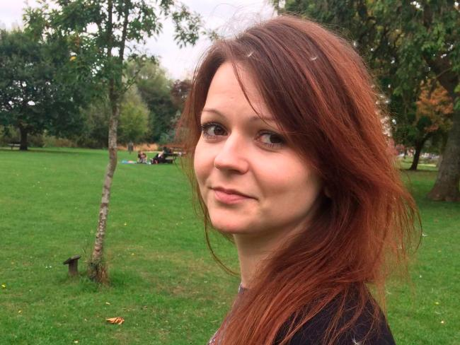 Yulia Skripal has refused consular help from Russia so far and has been under police protection after being poisoned with a deadly nerve agent, but Russia has questioned whether she is being held against her will. Picture: Yulia Skripal/Facebook via AP.
