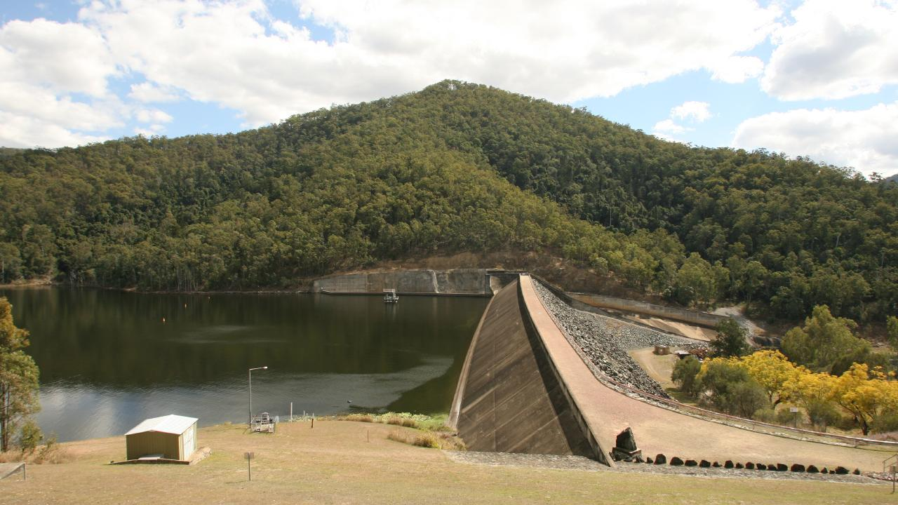 Increasing the capacity of other water supplies like Borumba Dam has also been floated as an alternative to a desalination plant.